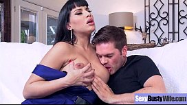Sexy Housewife (Mercedes Carrera) With Big Jugss Nailed Hardcore On Cam vid-06