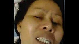 horny thai milf with huge boobs masturbing p