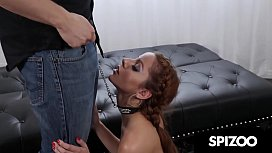 Sluty Slave Vanna Bardot Dominated by Codey Steele Cock