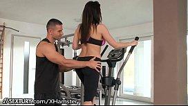 Aletta Ocean fucks at the gym more videos forropuncikhu