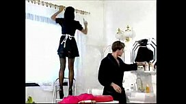Hot Maid in Stockings NaturalPenisEnlargementnet