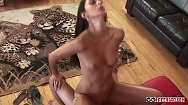 Nikki Daniels Gets Fucked In Her Trimmed Vagina