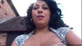 Danica Collins (Donna Ambrose) Outside