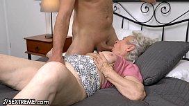 21Sextreme Helping The Granny Next Door