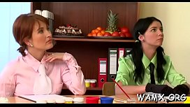 Lesbo chicks love to get messy during this hot trio xvideos preview