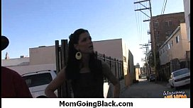 Mommy go monster black cock 5