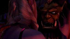DWarcra e Last Night WarCraft Adult Animation