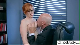 Sex On Cam With Big Melon Tits Office Girl Lauren Phillips video