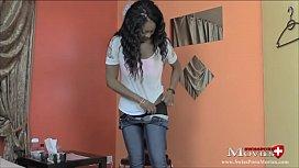 Porno Casting Interview mit der Studentin Lexxy SPM LexyIV