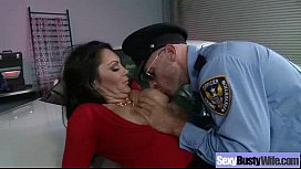 Hot Intercorse With Big Melon Sexy Horny Wife clip-15
