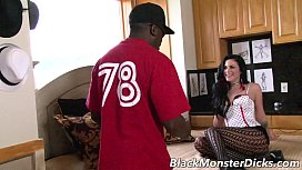 Andy SanDimas Pounded by Black Cock xxx video