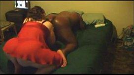 Fat Hottie Licking Black Asshole