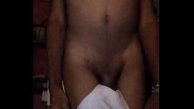 Taking off my panties
