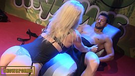 Blonde spanish pornstar squirt