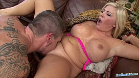 Heidi Ho ood returns for a big swallow