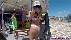 Incredible anal fucking and squirting with Franceska Jaimes