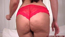 Sheena Ryder interracial anal riding big black cock