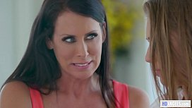 MOMMY'_S GIRL - My stepmom shows me what the dovefucking is! - Lena Paul and Reagan Foxx