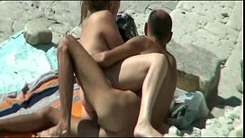 theSa y Horny Naked Beach Bums