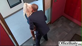 Busty Office Girl (Bridgette B) Enjoy Hardcore Sex On Tape mov-05