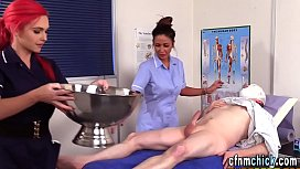 nurses suck patient