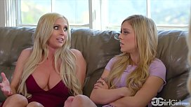 GirlGirl.com - Kali Roses'_ Stepmother Christie Stevens Fuck The Family Therapist Charlotte Stokely