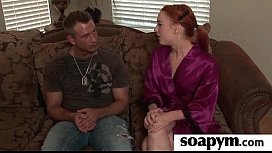 Soapy Massage End With a Big Cumshot 7