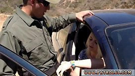 Blonde milf cum twice and hot police girl first time Blonde honey