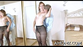 Large cock for appealing mature