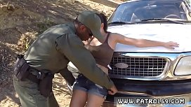 Police woman dee oat and police woman lesbian Latina Babe Fucked