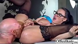 Office Sex Tape With Big Melon Boobs Girl peta jensen video