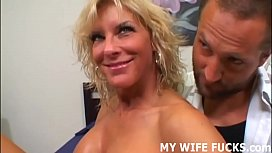 Your wife is more than ready to fuck a stranger