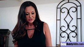 Big Tits Slut Housewife (Ava Addams) Like Hard Style Intercorse movie-07
