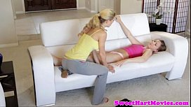 maddy O'Reilly and cherie deville rimming each other..part 1