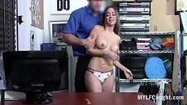 Latina Horny MILF Fucks Cop To Escape- Havana Bleu