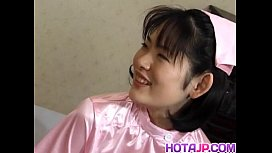 Takako nurse gets doggy e