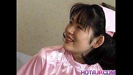 Takako nurse gets doggy e