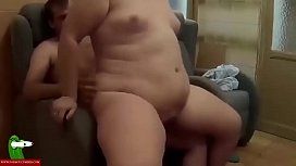 Relaxing time fucking with the fat. SAN322 xxx video