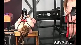 Top fetish thraldom porn with girls on fire addicted to rod
