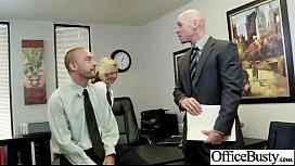Big Tits Girl sarah vandella Get Seduced And Banged In Office movie