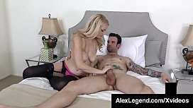 Big Boobed Skylar Madison Fucked By Fat Cock Alex Legend!