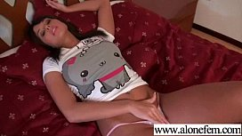 Hot Babe Girl Masturbate With Toys On Tape clip-22