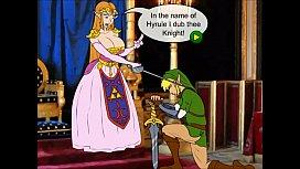 Legend of Zelda: Four Sluts