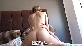 am Step son office anal fuck with step mom Cory Chase at work