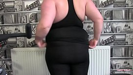 Big Boobs Gina G Horny Workout
