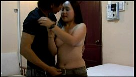 Asian sex couple