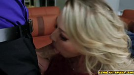 Step dad Johnny Castle eats Zoey Monroes sweet pussy so good!