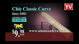 Cheap Couples Sex Toys Review &ndash_ Chic Classic Traditional Vibrator by Adam and Ev