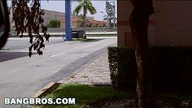 BANGBROS - Latina Stripper Harley Quinn Picked up and Fucked (bb13528)
