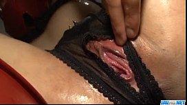 Amazing pussy porn play along nau & Rika Aina